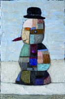 Sommer-Kollektion, Ölfarben auf Leinwand, 2009